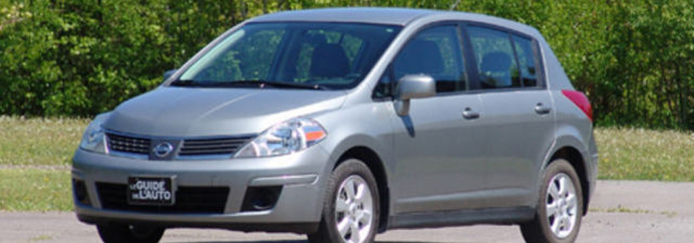 Nissan Versa For Driving School Training